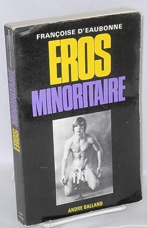 ros minoritaire: d'Eaubonne, Fran?oise