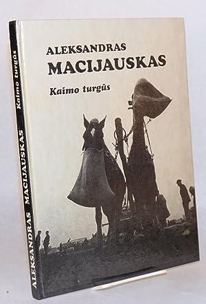 Kaimo turg s.: Macijauskas, Aleksandras