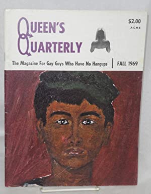 Queen's quarterly: vol. 1, #4, Fall 1969;: Keating, Frank, editor,