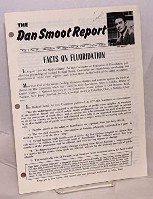 The Dan Smoot Report, vol. 5, no. 39, September 28, 1959: Smoot, Dan