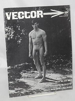 Vector; vol. 6, no. 4, April, 1970