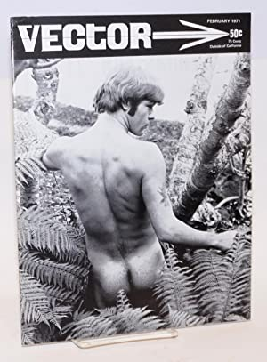 Vector; vol. 7, #2, February 1971: Mendenhall, George, editor, Richard Amory, Phil Andros et al.