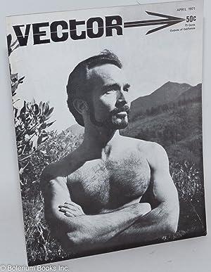 Vector; vol. 7, #4, April 1971: Mendenhall, George, editor, Richard Amory, Phil Andros et al.
