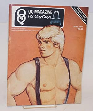 QQ: magazine for gay guys [previously Queen's: Keating, Frank, editor,
