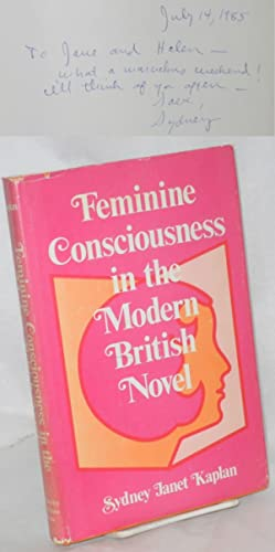 Feminine consciousness in the modern British novel