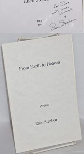 From Earth to Heaven: poems