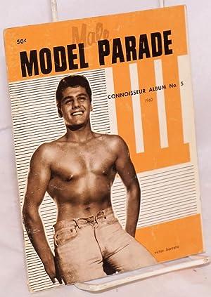 Male Model Parade: connoisseur album no. 5: Hanagan, Alonzo aka Lon of New York, art drawings by ...