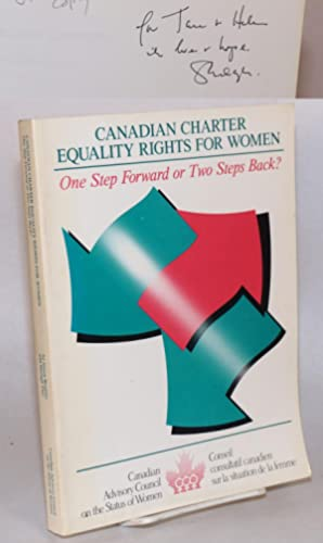 Canadian Charter Equality Rights for Women: one step forward or two steps back