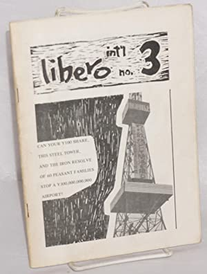 Libero int'l. [international] No. 3