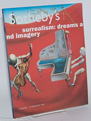 Sotheby's surrealism: dreams and imagery