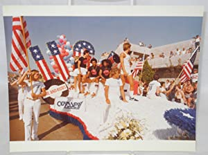 Color photograph of the Odyssey Club float in 1979 Gay Pride Parade