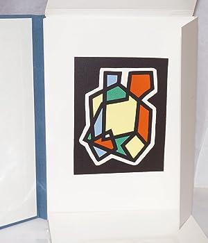 Formes; Seize planches en couleurs composees et gravees par Emile Lahner, presentees par Jean ...
