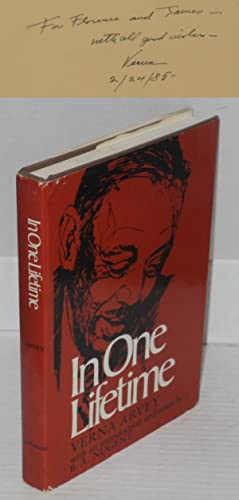 In one lifetime; with an introduction and notes B. A. Nugent