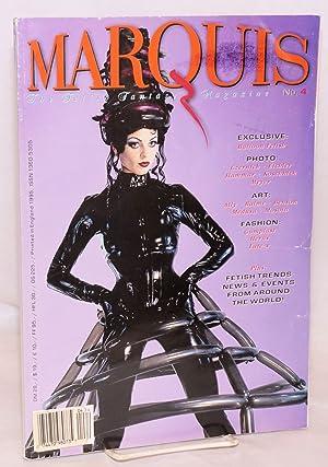 Marquis: the fetish fantasy magazine; no. 4: Czernich, Peter W., editor, Thomas Roche, Wolfgang ...