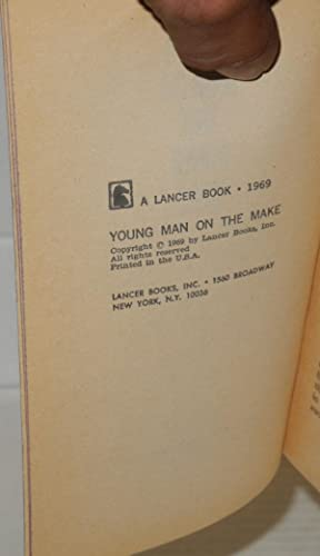 Young Man on the Make: Hurley, William [Isabel Moore]