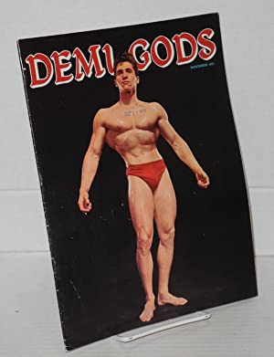 Demi-gods vol. 1 #5, November 1961 [misnumbered as number 6]