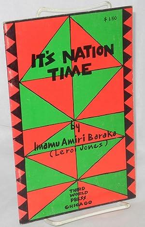 It's nation time: Baraka, Amiri