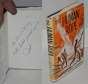 The human rope: Comorre, Patrick A.