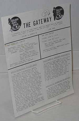 The Gateway: vol. 2, #12, June 1980: Saunders, Georgia L., Dianna Chan-Moriwaki et al.
