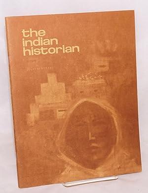 The Indian historian; volume 1, number 2 (Spring 1968): Nichols, Rosalie]