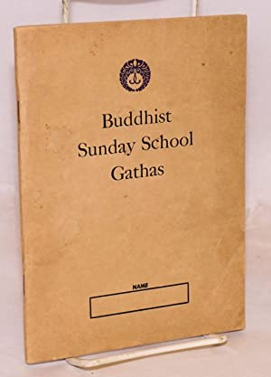 Buddhist Sunday School Gathas