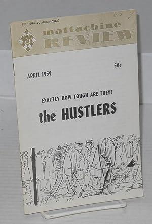 Mattachine review: vol. 5, #4, April, 1959: Call, Hal, editor, Lloyd Clark et al.