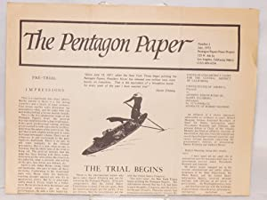 The Pentagon paper. No. 1 (July, 1972)