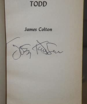 Todd: Colton, James [pseudonym of Joseph Hansen]
