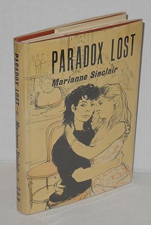 Paradox lost: Sinclair, Marianne