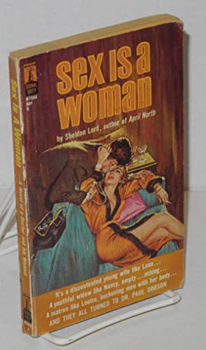 Sex is a woman: Lord, Sheldon [may be a pseudonym of Lawrence Block but used as a house name]