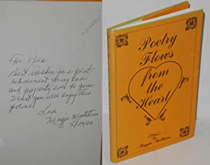 Poetry flows from the heart: Matthews, Maggie