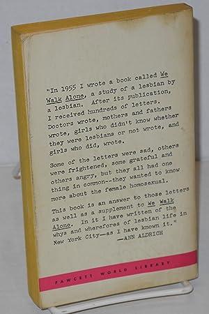 We, too, must love: Aldrich, Ann [pseudonym of Marijane Meaker aka Vin Packer & M. E. Kerr ]