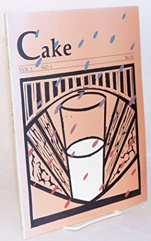 CAKE; Vol 1 No. 1: Lape , Peter,