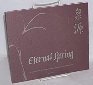 Eternal spring, in celebration of Self-Help for the Elderly's 30th anniversary: Wong, Gerrye
