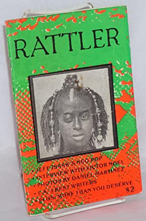 Rattler: Haley, Heather; Peter Haskell, editors