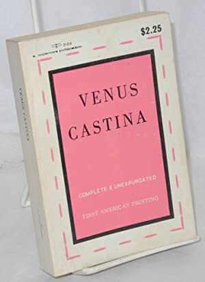 Venus Castina; famous female impersonators celestial and human with illustrations by Alexander King...