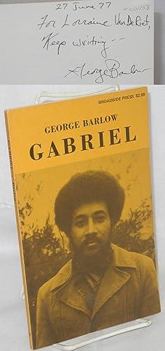Gabriel: Barlow, George