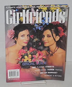 Girlfriend lesbian magazine