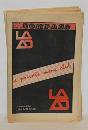 Compass: vol. 8, numbers 1-25, April 1980 - March 1981 [broken run of 9 issues]
