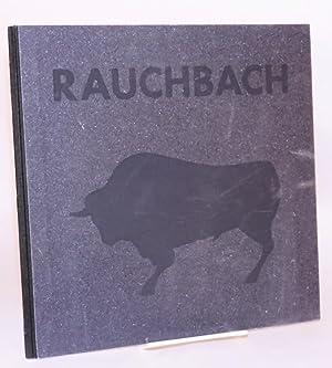 Rauchbach;; Theatre Renaud-Barrault / Galerie Daniel Templon, 9 janvier - 30 janvier 1992 ; ...