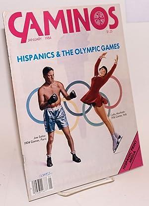 Caminos: vol. 5, no. 1, January 1984: Diaz, Katherine A.,