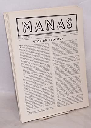 Manas. [67 issues]
