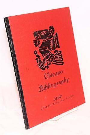 Chicano Bibliography