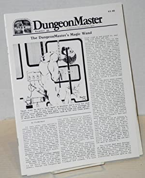DungeonMaster: a newsletter of male S&M #: DeBlase, Anthony F.,