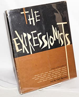 The expressionists; a survey of their graphic art: Zigrosser, Carl