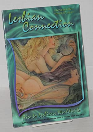 Lesbian connection: for, by & about lesbians;