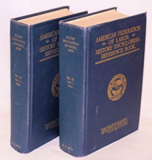 History, encyclopedia and reference book: American Federation of Labor