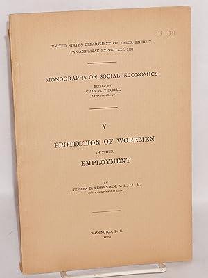 Protection of workmen in their employment: Fessenden, Stephen D.