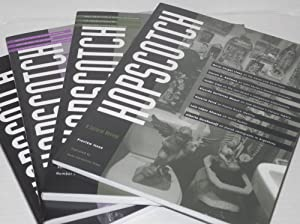 Hopscotch: a cultural review; preview issue & vol. 1, #s 1-4, vol. 2 #3 [six issue broken run]:...