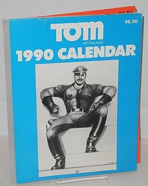Tom of Finland calendars [five calendars 1984-1999]: Tom of Finland [pseudonym of Touko Laaksonen]
